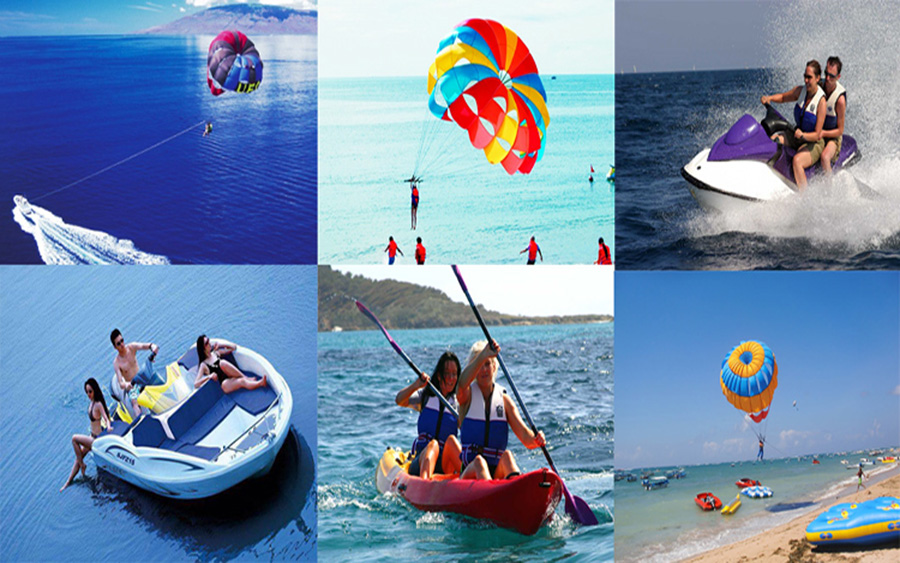 Water Sports in DanaBeach Da Nang